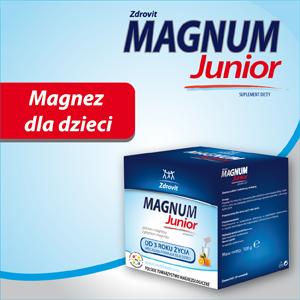 Reklama Magnum Junior