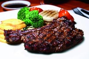 mięso zgrilla