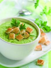 zupa zbrokułów