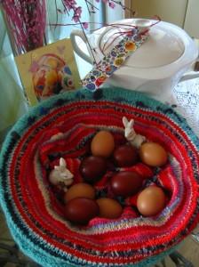 jajeczka wkoszyczku