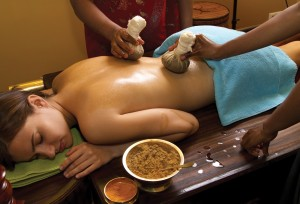 ajurwedyjski masaż