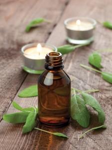 szałwiowy olejek