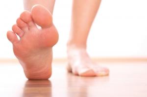 stopy napodłodze