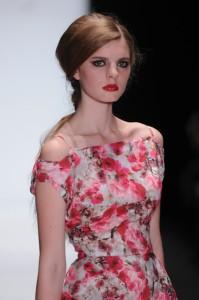 sukienka wkwiaty
