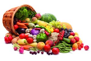 owoce iwarzywa